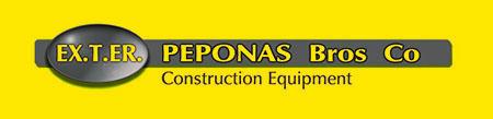 EX.T.ER. Peponas Bros Co Logo